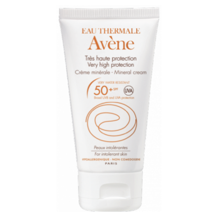 MINERAL CREAM SPF 50+ - Continental Pharmacy